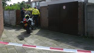 Hond bijt gemaskerde man die bejaarde (84) wilde overvallen in Etten-Leur